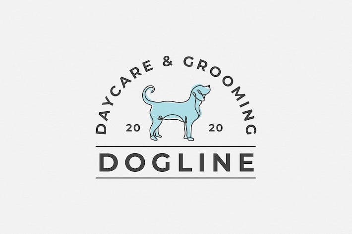 Thumbnail for Dogline Logo