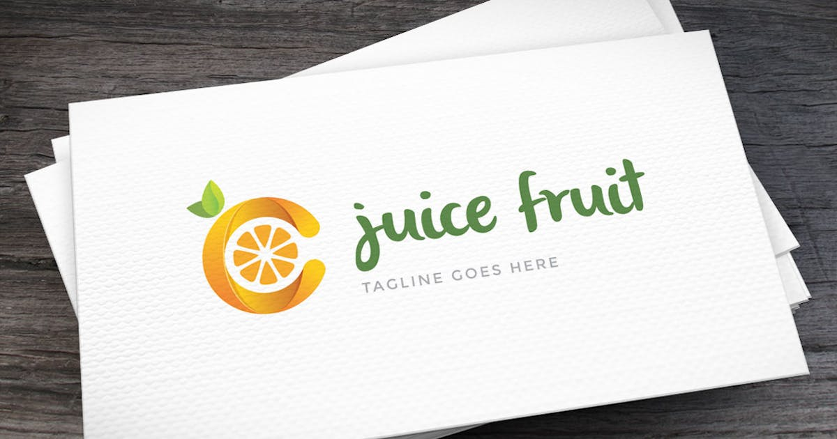 Download Letter C Fruit Logo Template by empativo