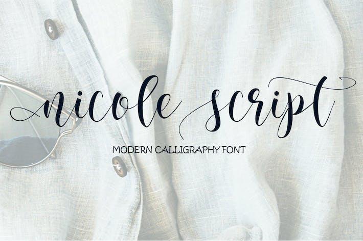 Thumbnail for nicole script