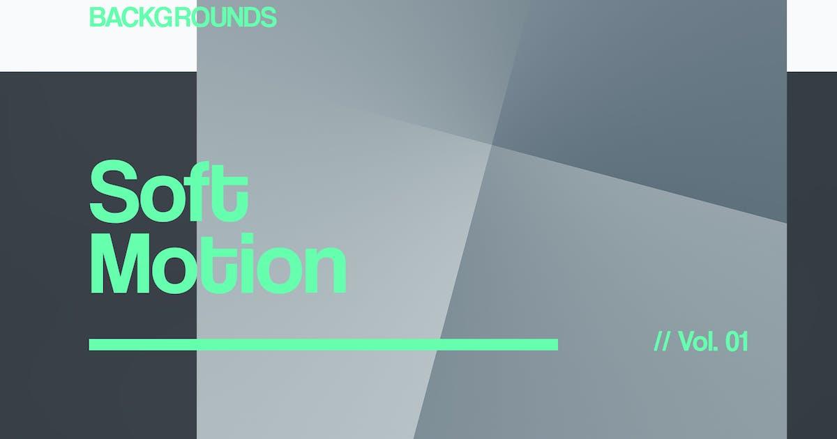 Soft Motion | Smooth Backgrounds | Vol. 01 by devotchkah