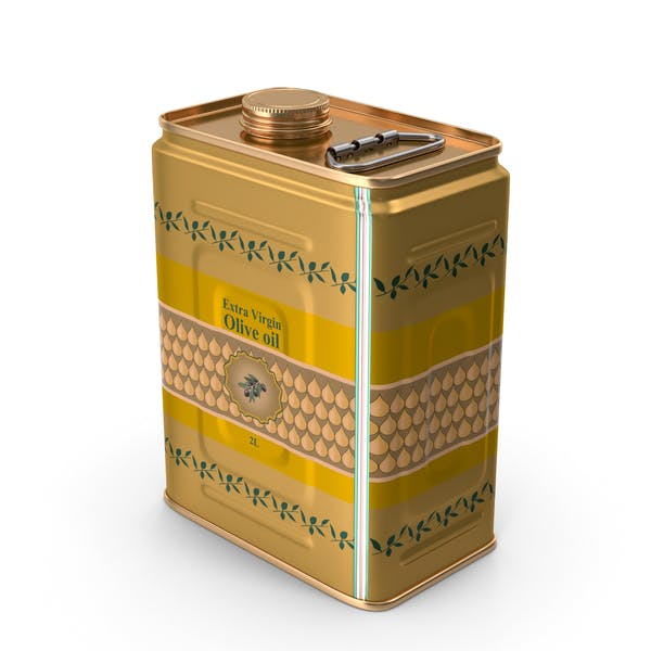 Olive Oil 2 Litre Tin Can