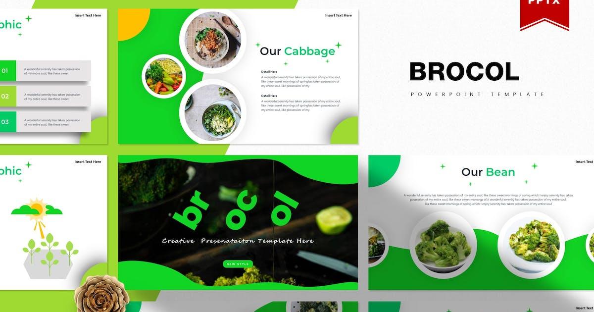 Download Brocol   Powerpoint Template by Vunira