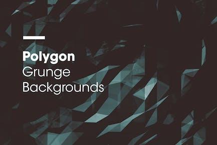 Polygon | Grunge Hintergründe