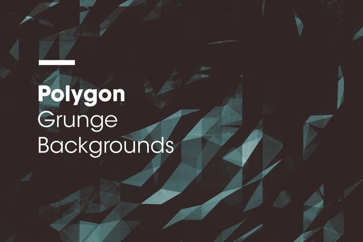 Thumbnail for Polygon | Grunge Backgrounds