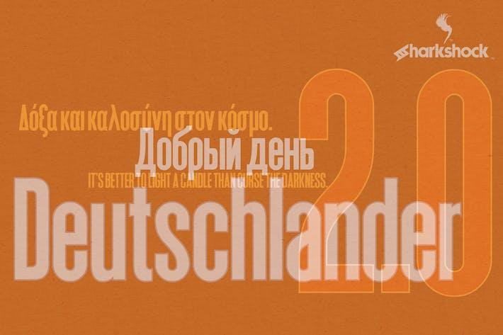 Thumbnail for Deutschlander 2.0 adaptador de cable