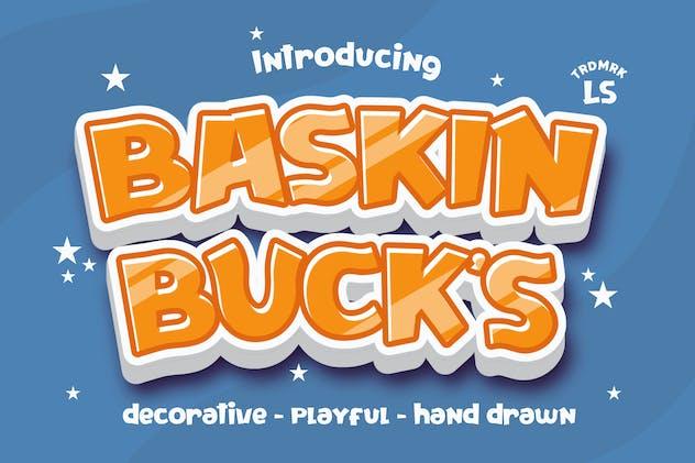 Baskinbucks