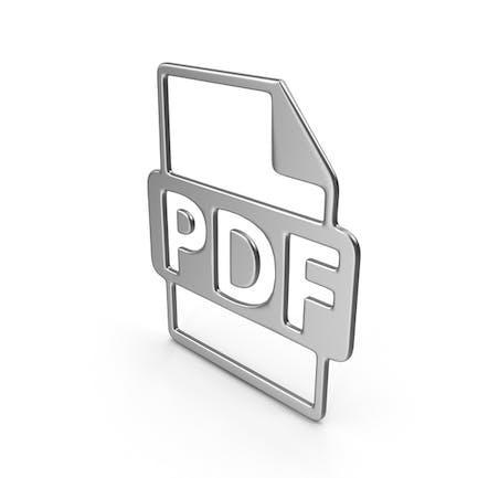 Símbolo PDF