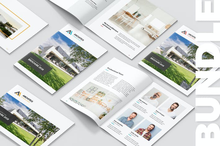 Thumbnail for Architeo – Architecture & Interior Bundle 3 in 1