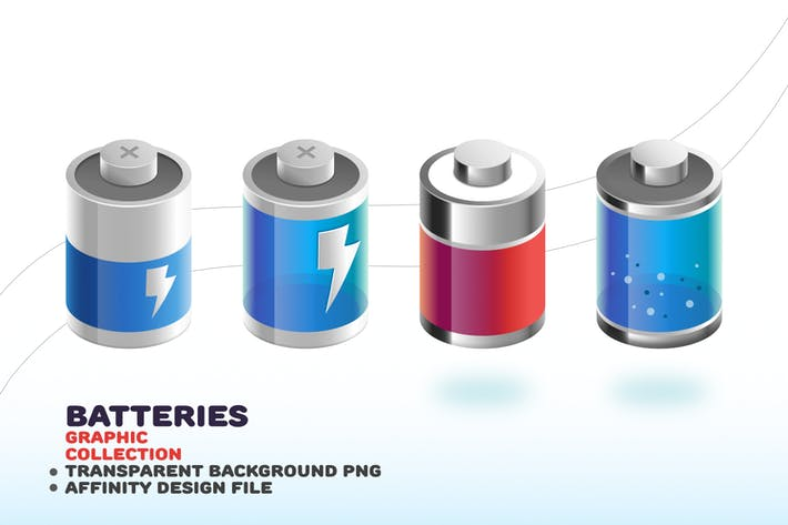 Shiny Battery graphic