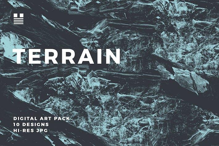 Cover Image For Terrain Lite