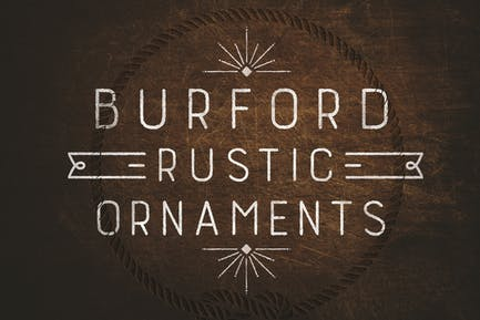 Burford Rustic Extras