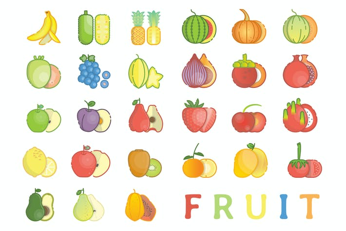Cover Image For Fruit Icon