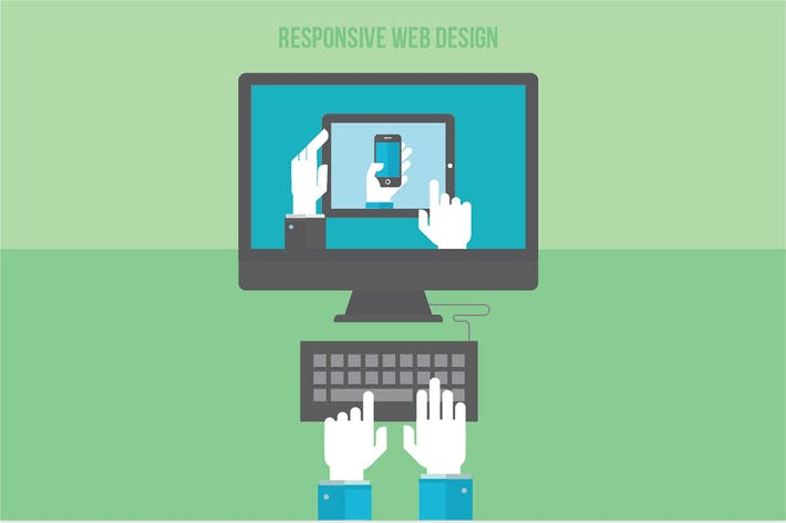 Concept for Responsive Web Design
