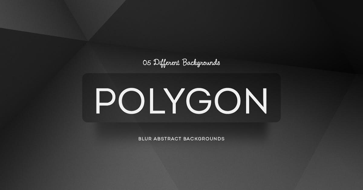 Download Polygon Dark Backgrounds by mamounalbibi