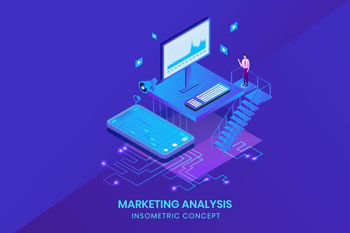 Thumbnail for Marketing Analysis - Insometric Concept