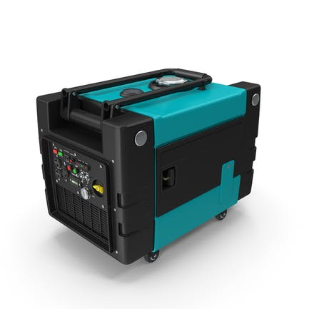 Tragbarer Generator SkyBlue