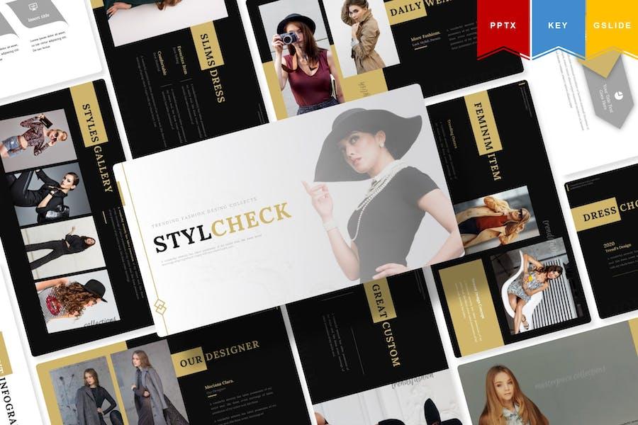 Stylcheck | Powerpoint, Keynote, Googleslides