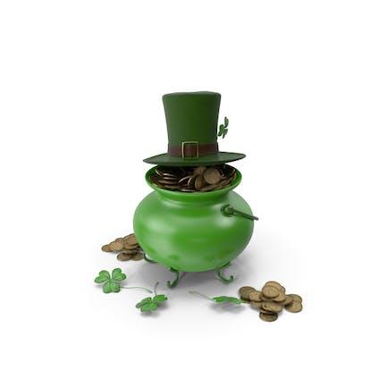 St. Patrick's Day Zubehörset