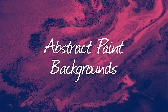 Thumbnail for Abstract Paint Backgrounds