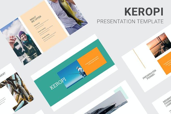 Thumbnail for Keropi - Fishing Club Keynote