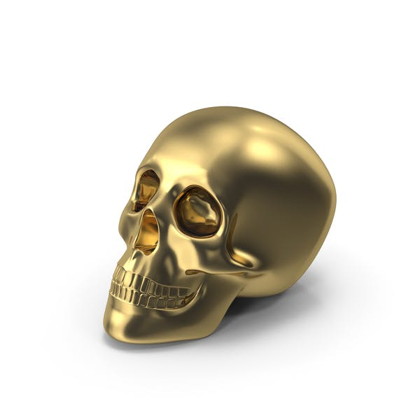 Thumbnail for Golden Skull