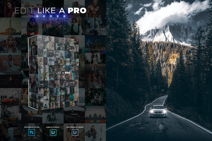 Редактировать как PRO 32-й - Photoshop & Lightroom