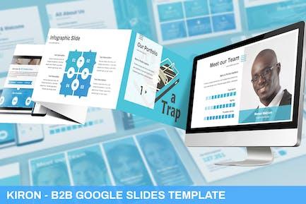 Kiron - B2B Google Slides Template