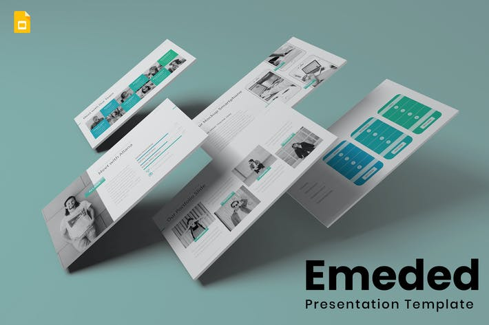 Cover Image For Emeded - Google Slides Template