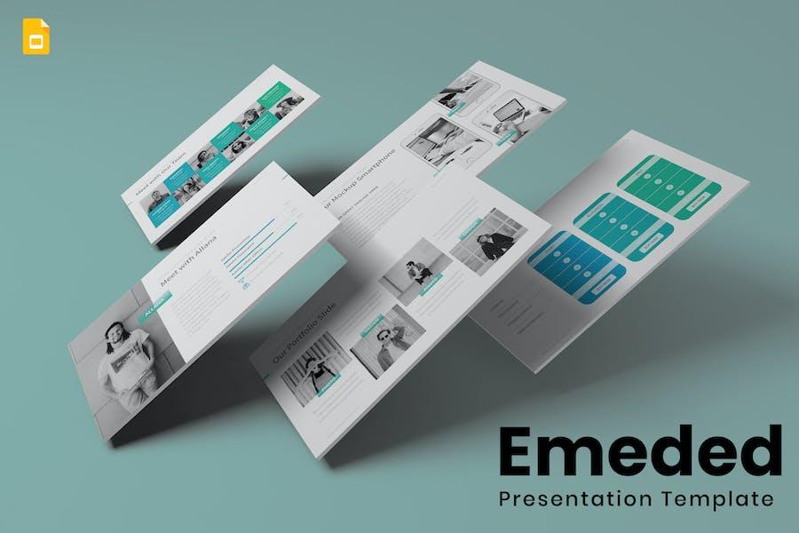 Emeded - Google Slides Template