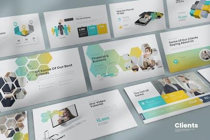 Clients Powerpoint Presentation