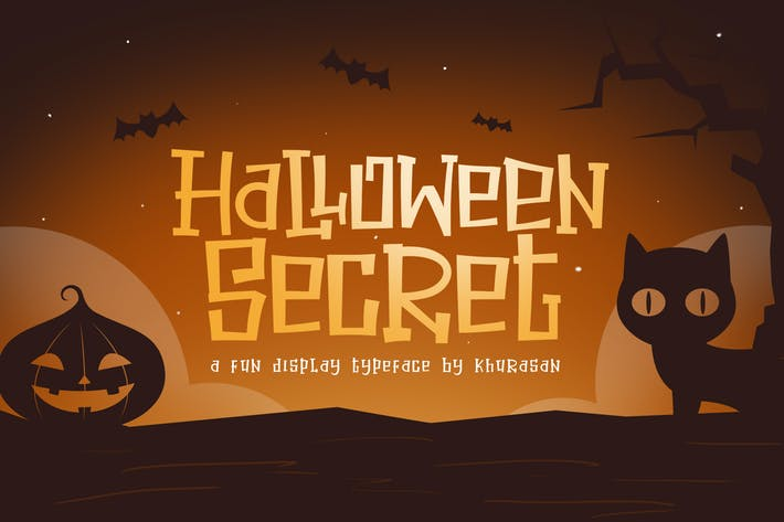 Thumbnail for Halloween Secret