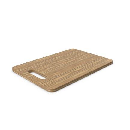 Holz-Schneidebrett