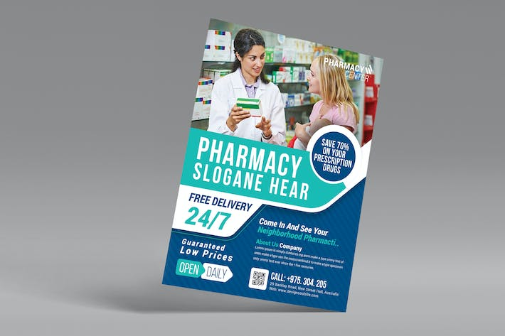 Thumbnail for Pharmacy Flyer