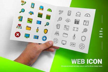 Web - Íconos