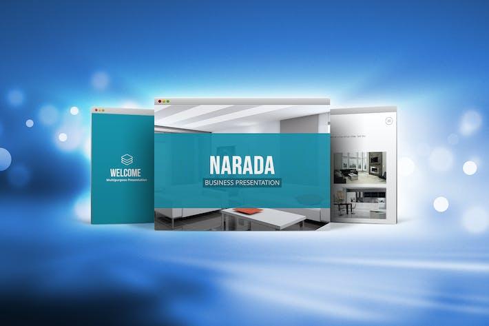 Thumbnail for Narada Powerpoint