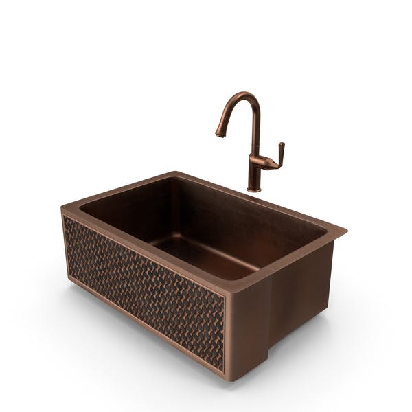 Sink Farmhouse Mixer Pieta