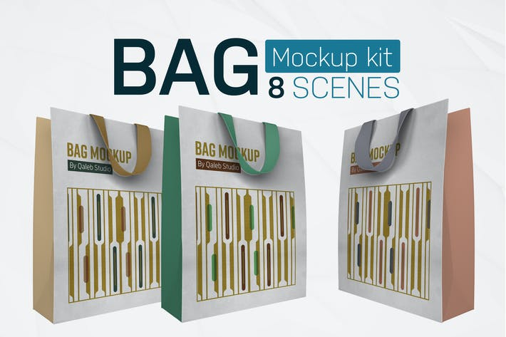 Thumbnail for Bag Mockup Kit