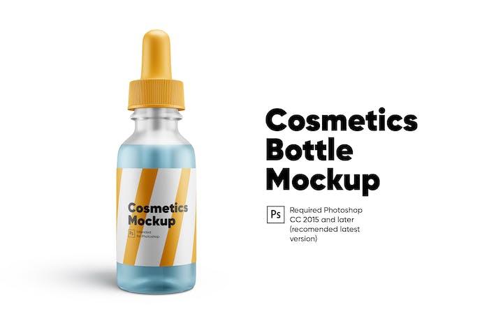 Thumbnail for Cosmetics Bottle Mockup