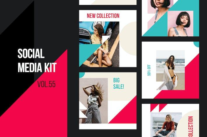 Thumbnail for Social Media Kit (Vol.55)