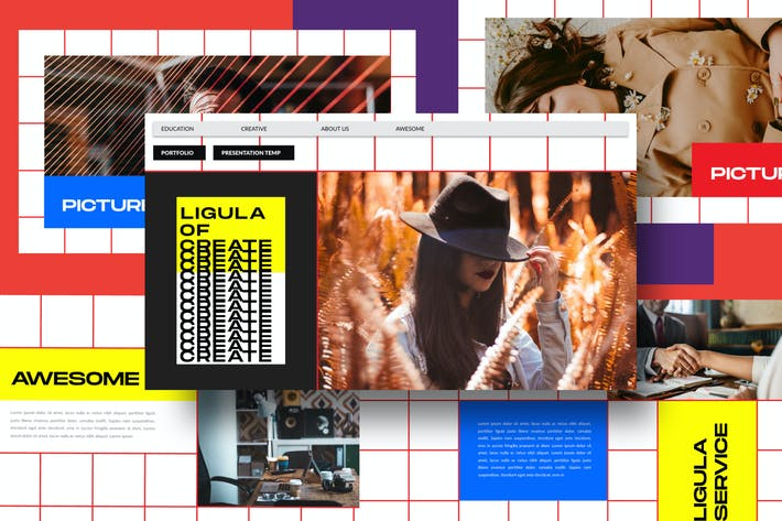 Thumbnail for LIGULA - Keynote Business Corporate