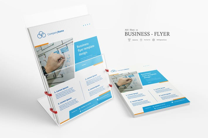 Thumbnail for ALS - Business Flyer Vol. 01