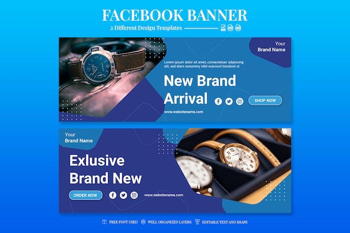 Facebook Banner - Brand New