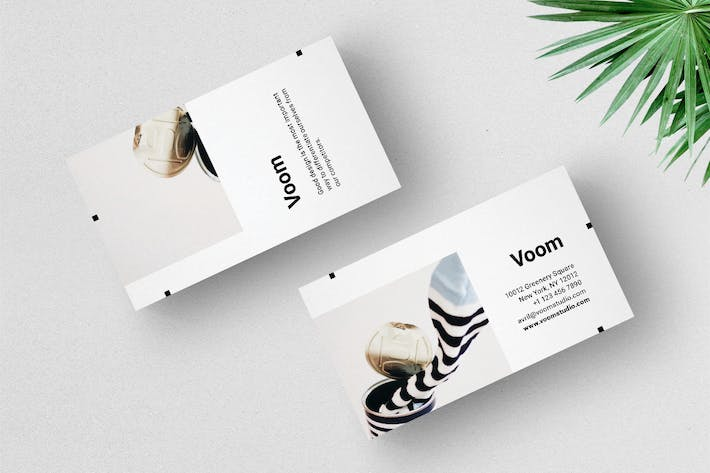 Thumbnail for Voom Business Card