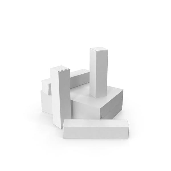 Cover Image for Набор картонных коробок