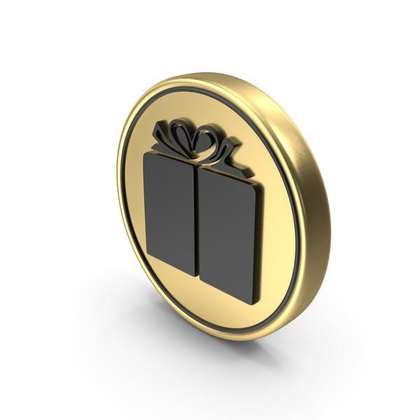 Price Gift Icon Coin Logo