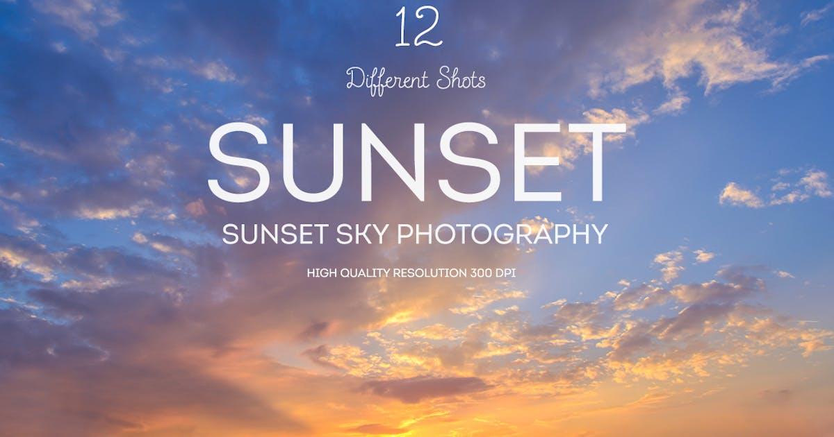 Download Sunset Sky Backgrounds by mamounalbibi