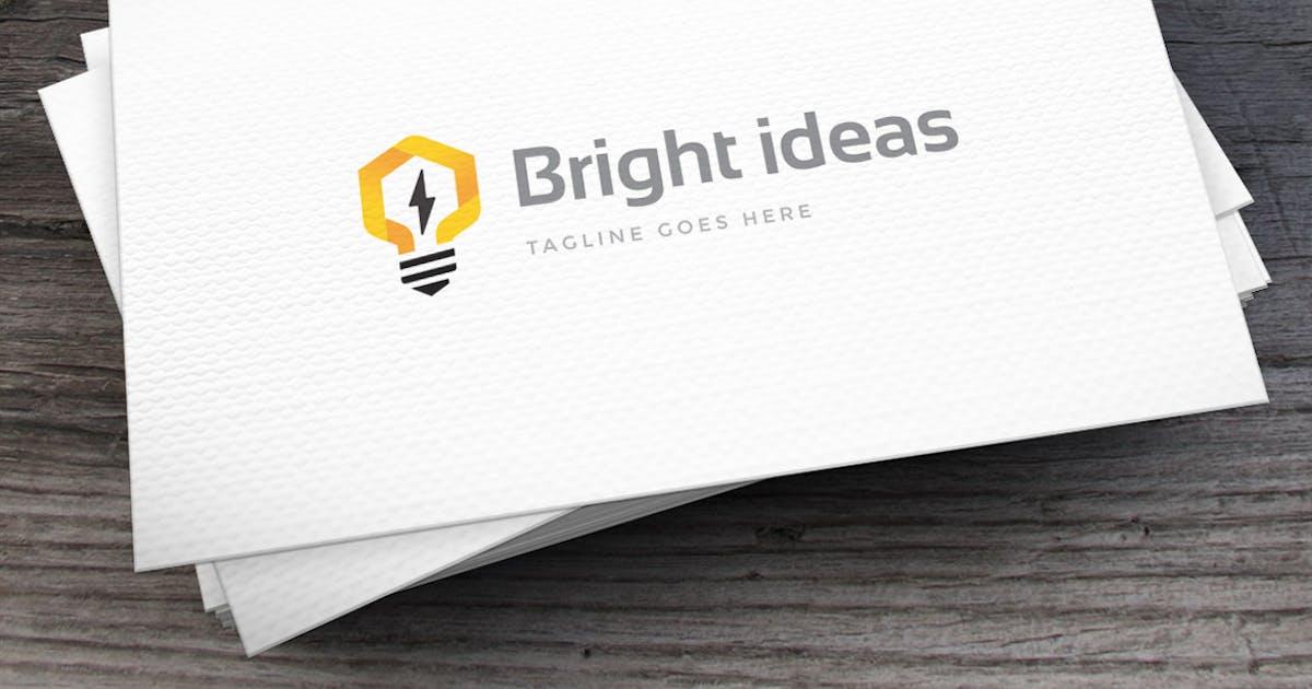 Download Bright Ideas Logo Template by empativo