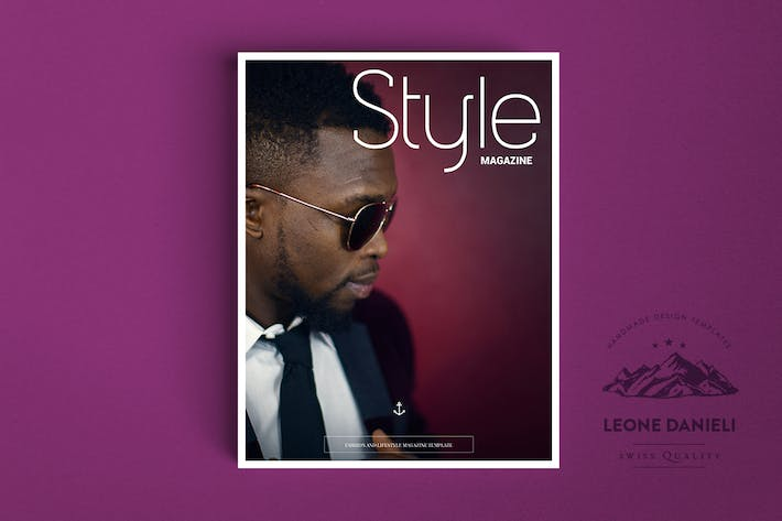 Thumbnail for Style - fashion magazine