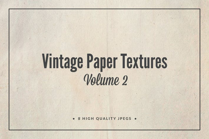 Thumbnail for Vintage Paper Textures Volume 2