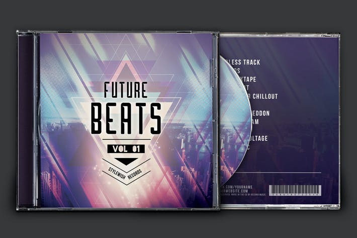 Thumbnail for Future Beats CD Cover Artwork